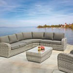 P19-20 Buffalo corner lounge set