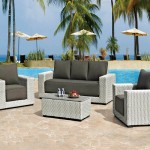 white porch lounge set